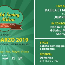 World Swing in Milan – 8^ edition