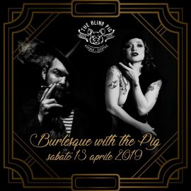Burlesque With The Pig