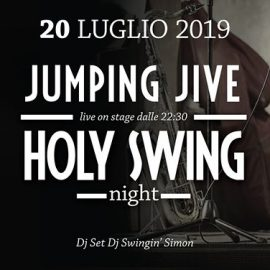 HOLY SWING Night – Jumping Jive