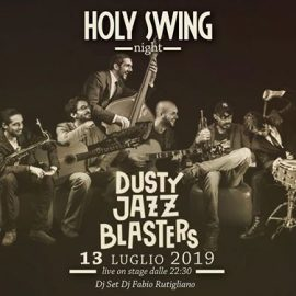 HOLY SWING Night – Dusty Jazz Blasters